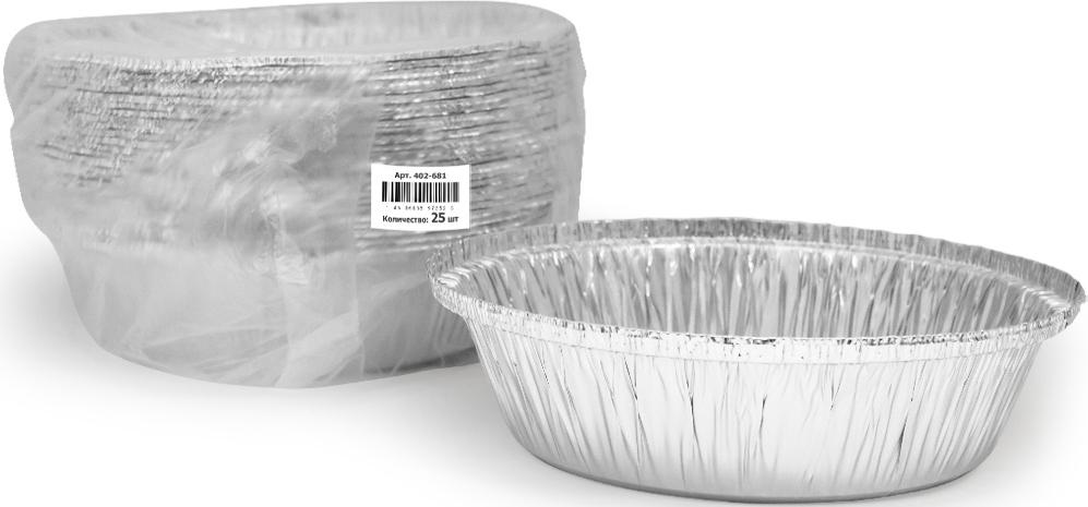 Форма для выпечки Горница, прямоугольная, L-край, 770 мл, 25 шт402-681Форма для выпечки Aviora изготовлена из алюминия. Форма выдерживает любые температурные режимы. Используется в духовых шкафах, а та же на открытом огне на мангалах и жаровнях. Пища в такой форме не пригорает и не прилипает к стенкам. Идеально подходит для приготовления и разогрева пищи. Возможно использование для хранения и перевозки пищи. Также ее можно использовать для замораживания. Можно использовать как одноразовую посуду. Подходит для порционного приготовления или порционной фасовки салатов.