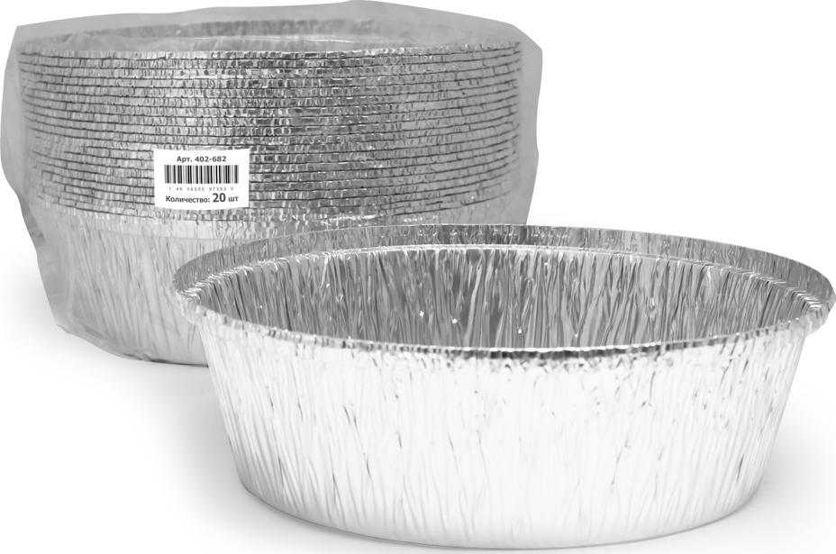 Форма для выпечки Горница, прямоугольная, L-край, 1,405 л, 25 шт402-682Форма для выпечки Aviora изготовлена из алюминия. Форма выдерживает любые температурные режимы. Используется в духовых шкафах, а та же на открытом огне на мангалах и жаровнях. Пища в такой форме не пригорает и не прилипает к стенкам. Идеально подходит для приготовления и разогрева пищи. Возможно использование для хранения и перевозки пищи. Также ее можно использовать для замораживания. Можно использовать как одноразовую посуду. Подходит для порционного приготовления или порционной фасовки салатов.