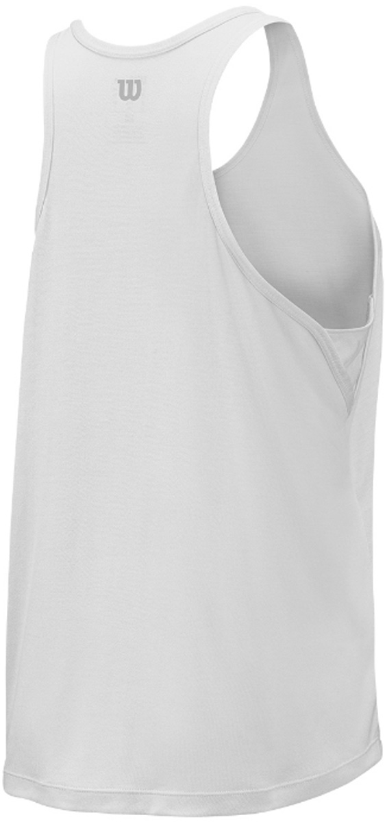 Майка женская Wilson Condition Tank, цвет:  белый.  WRA760205.  Размер L (50) Wilson