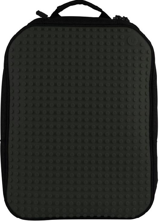 Upixel Пиксельный рюкзак большой ортопедическая спинка цвет черный -  Ранцы и рюкзаки