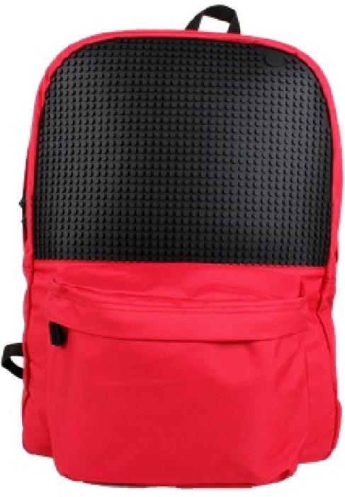 Upixel Классический школьный пиксельный рюкзак цвет красный80703Какой рюкзак купить в школу ребенку? Через этот вопрос в свое время проходит каждый родитель. И временами классический вариант дизайна становится отличным решением, а от Upixel это еще и прекрасная возможность нового стиля на каждый день. Ребенок будет создавать веселые пиксельные рисунки реализовывая свои творческие идеи, и обычный с виду рюкзак в руках маленького Uдизайнера будет удивлять креативностью всех одноклассников. В комплекте: маленькие пиксели (фишки) разноцветные, 120 шт. Фирменный буклет с возможными вариантами изображений