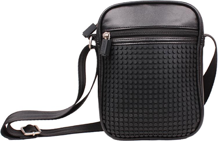 Upixel Пиксельная сумка Ambler цвет черный - Ранцы и рюкзаки