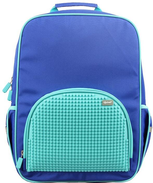 Upixel Школьный рюкзак в ярких красках цвет голубой