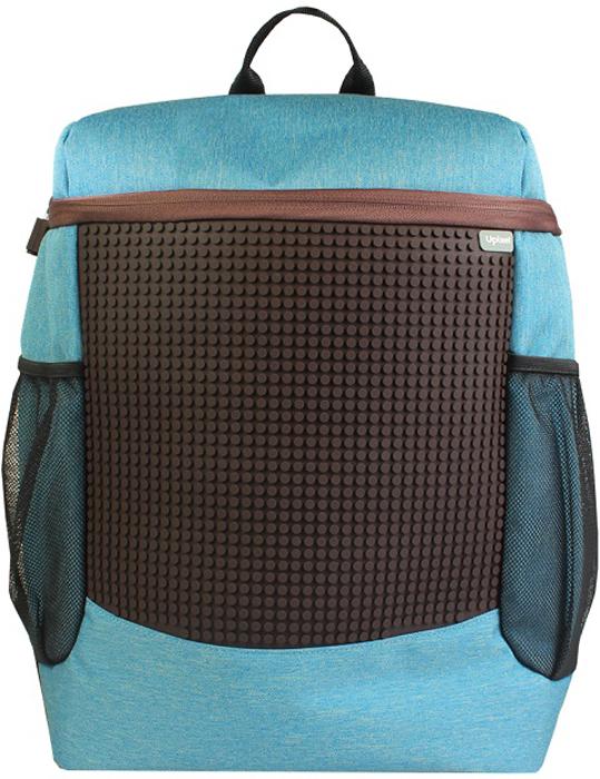 Upixel Школьный рюкзак Gladiator80834Гладиатор - рюкзак с закаленным характером строгого дизайна. Его внешний вид всегда можно изменить по своему желанию, сделав его еще воинственней или, наоборот, разбавить строгость веселым пиксельным артом. Школьник или студент, которые любят носить с собой много литературы в бумажном варианте, смогут взять с собой максимум и сверху все необходимое по мелочам, и ноутбуком догрузить. Еще как вариант отлично подойдет главе семейства для легкого похода в лес. В общем, вместительный и крепкий!