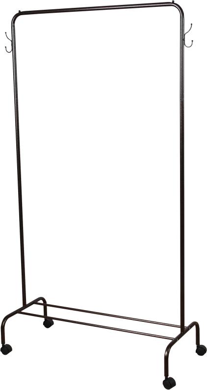 Вешалка напольная ЗМИ Радуга, переносная, с полкойВНП 299 МВешалка напольная ЗМИ Радуга, переносная, с полкой подойдет для размещения вашего гардероба. Альтернатива шкафу в спальне, детской и прихожей. Разборная конструкция позволяет приобрести данное изделие в коробке. Металлическая вешалка надежна и проста в уходе. Данное изделие полностью безопасно в использовании. Назначение: Гардеробная вешалка для размещения одежды.Область применения: В любых помещениях – дом, офис, общепит и других.Материал: Труба диаметров 18 мм, труба диаметром 12 мм; стальные шарики; полимерно-порошковое покрытие.Отличительные особенности:- Пластиковые заглушки; - Нагрузка до 20 кг; - Вместимость до 15 плечиков; - Полка для размещения обуви.Конструкция: Разборная.Габариты (Д х Ш х В): В собранном виде: 892 х 390 х 1540 мм.В упакованном виде: 1290 х 405 х 45 мм.