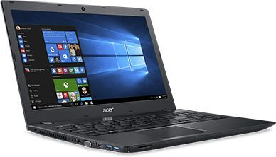 Acer Aspire E5-576G-56MD, Black (NX.GTZER.040)NX.GTZER.040Ноутбук Acer Aspire E5-576G-56MD Core i5 7200U/6Gb/1Tb/nVidia GeForce 940MX 2Gb/15.6/FHD (1920x1080)/Windows 10/black/WiFi/BT/Cam/2800mAh