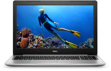 Dell Inspiron 5570, White (5570-5342)5570-5342Ноутбук Dell Inspiron 5570 Core i5 8250U/8Gb/SSD256Gb/DVD-RW/AMD Radeon 530 4Gb/15.6/FHD (1920x1080)/Windows 10/white/WiFi/BT/Cam