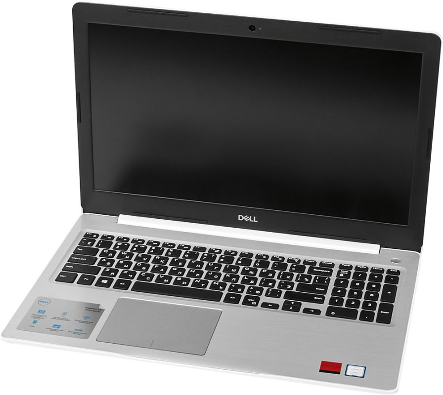 Dell Inspiron 5570, White (5570-5465)5570-5465Ноутбук Dell Inspiron 5570 Core i7 8550U/8Gb/1Tb/DVD-RW/AMD Radeon 530 4Gb/15.6/FHD (1920x1080)/Windows 10/white/WiFi/BT/Cam