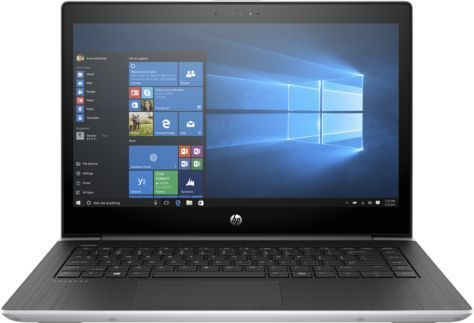 HP ProBook 440 G5, Silver (2RS40EA)2RS40EAНоутбук HP ProBook 440 G5 Core i3 7100U/4Gb/SSD128Gb/Intel HD Graphics 620/14/UWVA/FHD (1920x1080)/Windows 10 Professional 64/silver/WiFi/BT/Cam