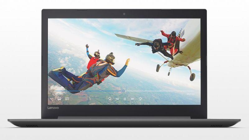Lenovo IdeaPad 320-17AST, Grey (80XW002URK)80XW002URKНоутбук Lenovo IdeaPad 320-17AST A4 9120/4Gb/500Gb/DVD-RW/AMD Radeon R3/17.3/HD+ (1600x900)/Windows 10/grey/WiFi/BT/Cam