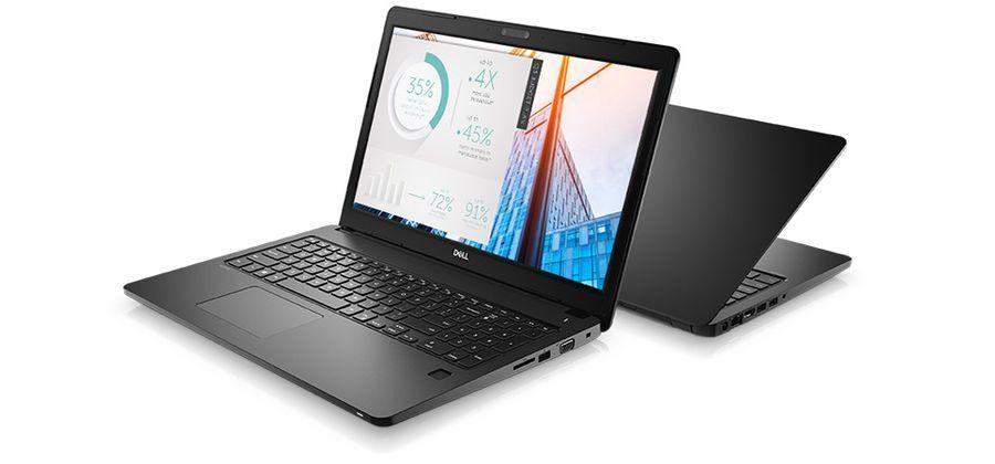 Dell Latitude 3580, Black (3580-5533)3580-5533Ноутбук Dell Latitude 3580 Core i5 7200U/8Gb/500Gb/nVidia GeForce R5 M430X 2Gb/15.6/FHD (1920x1080)/Windows 10 Professional/black/WiFi/BT/Cam