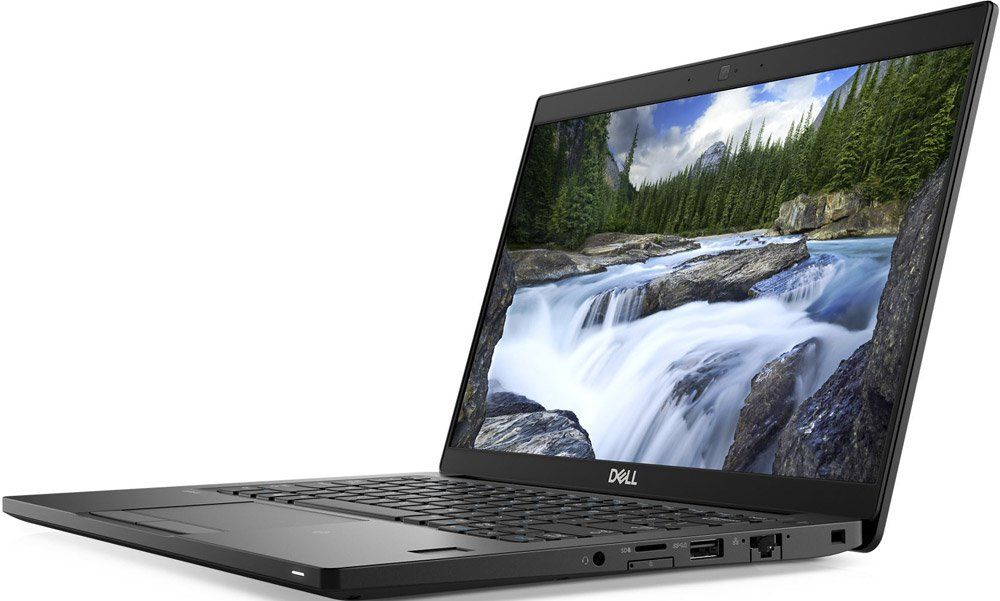 Dell Latitude 7380, Black (7380-5052) dell u2717da black