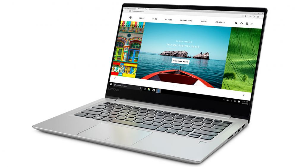 Lenovo IdeaPad 720S-14IKBR, Silver (81BD000ERK) ноутбук lenovo s410 ifi 14