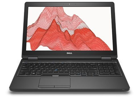 Dell Precision 3520, Black (3520-6256) dell u2717da black