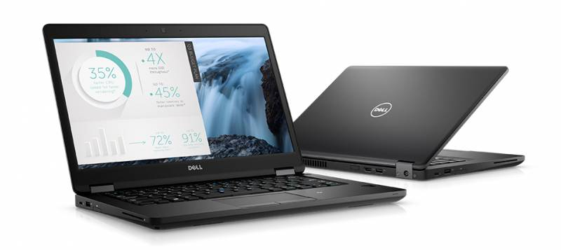 Dell Latitude 5480, Black (5480-9156) dell u2717da black