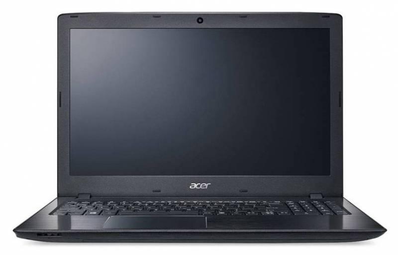 Acer TravelMate TMP259-G2-M-523X, Black (NX.VEPER.009) ноутбук hp 250 g5 core i5 7200u 4gb 500gb dvd rw intel hd graphics 15 6 sva hd 1366x768 windows 10 professional 64 black wifi bt