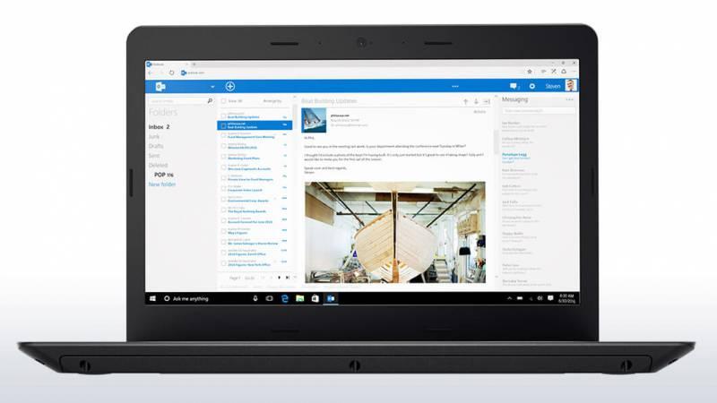 Lenovo ThinkPad Edge 470, Black (20H1006LRT)20H1006LRTНоутбук Lenovo ThinkPad Edge 470 Core i5 7200U/4Gb/500Gb/Intel HD Graphics 620/14/FHD (1920x1080)/Windows 10 Professional/black/WiFi/BT/Cam