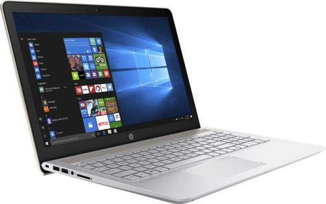 HP Pavilion 15-cc515ur, Gold (2CP21EA)2CP21EAНоутбук HP Pavilion 15-cc515ur Core i5 7200U/6Gb/1Tb/nVidia GeForce 940MX 2Gb/15.6/IPS/FHD (1920x1080)/Windows 10/gold/WiFi/BT/Cam