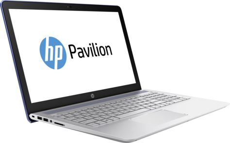HP Pavilion 15-cc526ur, Blue (2CT25EA)2CT25EAНоутбук HP Pavilion 15-cc526ur Core i5 7200U/6Gb/1Tb/nVidia GeForce 940MX 2Gb/15.6/IPS/FHD (1920x1080)/Windows 10/blue/WiFi/BT/Cam