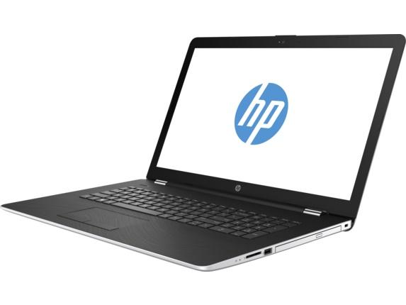 HP 17-ak041ur, Silver (2CP56EA)2CP56EAНоутбук HP 17-ak041ur A6 9220/4Gb/500Gb/DVD-RW/AMD Radeon 520 2Gb/17.3/SVA/HD+ (1600x900)/Windows 10 64/silver/WiFi/BT/Cam/2670mAh