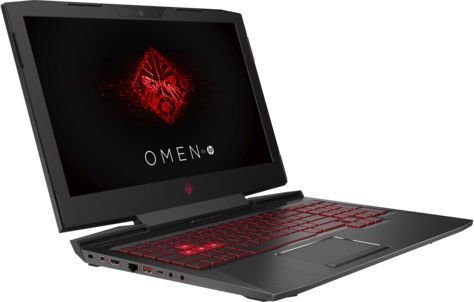 HP Omen 15-ce015ur, Black (2CQ41EA) ноутбук hp omen 15 ce015ur 2cq41ea