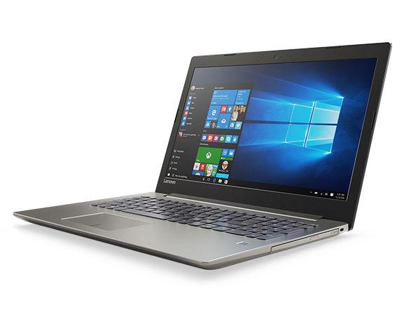 Lenovo IdeaPad 520-15IKB, Grey (80YL00GWRK)80YL00GWRKНоутбук Lenovo IdeaPad 520-15IKB Core i3 7100U/4Gb/1Tb/nVidia GeForce 940MX 2Gb/15.6/IPS/FHD (1920x1080)/Windows 10/grey/WiFi/BT/Cam