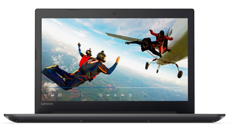 Lenovo IdeaPad 320-15IKB, Black (80YE009ERK)80YE009ERKНоутбук Lenovo IdeaPad 320-15IKB Core i5 7200U/4Gb/500Gb/AMD Radeon R530 2Gb/15.6/TN/HD (1366x768)/Windows 10/black/WiFi/BT/Cam