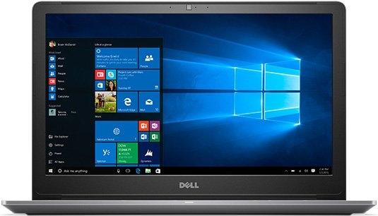 Dell Vostro 5568, Grey (5568-1113)5568-1113Ноутбук Dell Vostro 5568 Core i3 6006U/4Gb/500Gb/Intel HD Graphics 520/15.6/HD (1366x768)/Windows 10 Home Single Language 64/grey/WiFi/BT/Cam