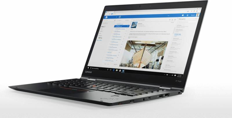 все цены на Lenovo ThinkPad X1 Yoga, Black (20JD0026RT) онлайн