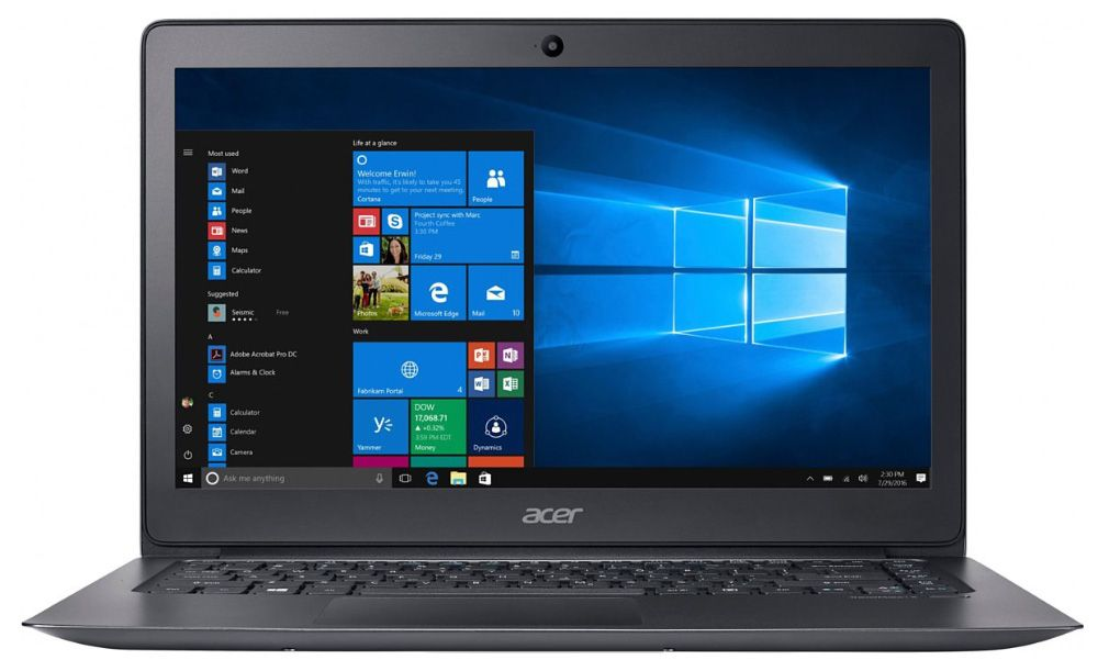 Acer TravelMate TMP259-MG-59AC, Black (NX.VE2ER.020)NX.VE2ER.020Ноутбук Acer TravelMate TMP259-MG-59AC Core i5 6200U/6Gb/SSD256Gb/nVidia GeForce 940MX 2Gb/15.6/FHD (1920x1080)/Windows 10/black/WiFi/BT/Cam/2800mAh