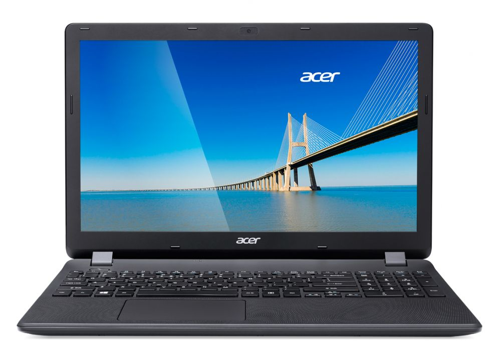 Acer Extensa EX2519-C9HZ, Black (NX.EFAER.075)NX.EFAER.075Ноутбук Acer Extensa EX2519-C9HZ Celeron N3060/4Gb/1Tb/DVD-RW/Intel HD Graphics 400/15.6/HD (1366x768)/Linux/black/WiFi/BT/Cam/3500mAh