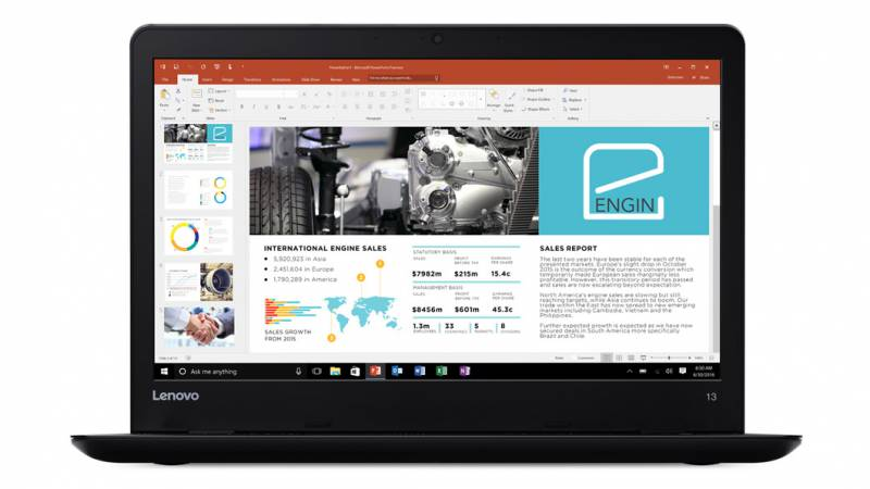 Lenovo ThinkPad 13, Black (20J10023RT)20J10023RTНоутбук Lenovo ThinkPad 13 Core i3 7100U/4Gb/SSD180Gb/Intel HD Graphics 620/13.3/HD (1366x768)/Windows 10 Professional/black/WiFi/BT/Cam