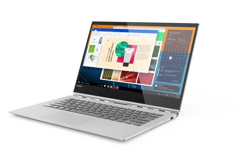Lenovo Yoga 920 Glass, Metal (80Y8000VRK)80Y8000VRKТрансформер Lenovo YOGA 920 Glass Core i5 8250U/8Gb/SSD256Gb/Intel HD Graphics 620/13.9/IPS/Touch/UHD (3840x2160)/Windows 10/metall/WiFi/BT/Cam