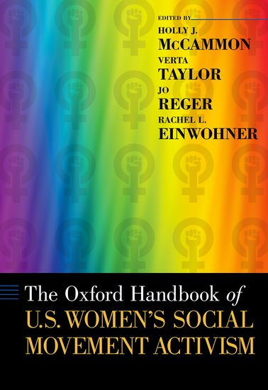 The Oxford Handbook of U,S, Women's Social Movement Activism the oxford handbook of secularism