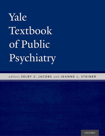 Yale Textbook of Public Psychiatry sports psychiatry