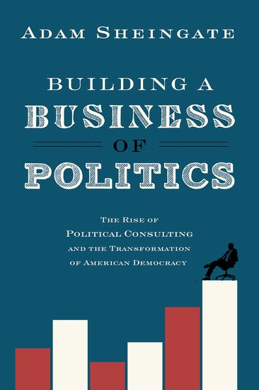 Building a Business of Politics adam  brownlee building a small business