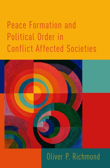 Peace Formation and Political Order in Conflict Affected Societies african peace