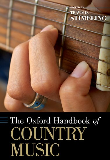 The Oxford Handbook of Country Music the custom of the country