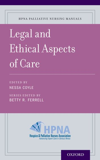 Legal and Ethical Aspects of Care court and legal skills