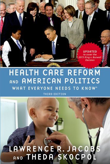 Health Care Reform and American Politics john hammergren skin in the game how putting yourself first today will revolutionize health care tomorrow
