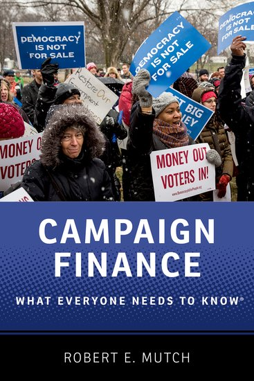 Campaign Finance: What Everyone Needs to KnowRG