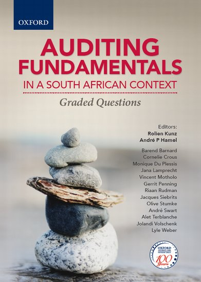 Auditing Fundamentals in a South African Context business fundamentals