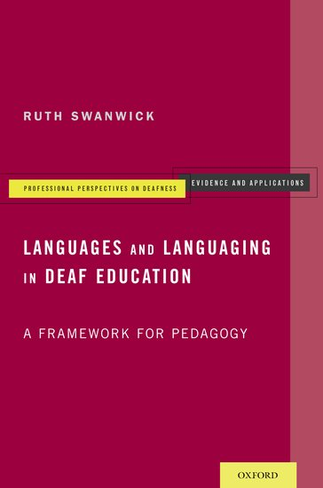 Languages and Languaging in Deaf Education education and tamang's tradition