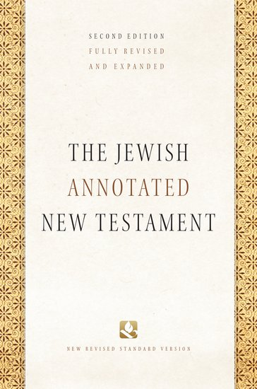 The Jewish Annotated New Testament sense and sensibility an annotated edition