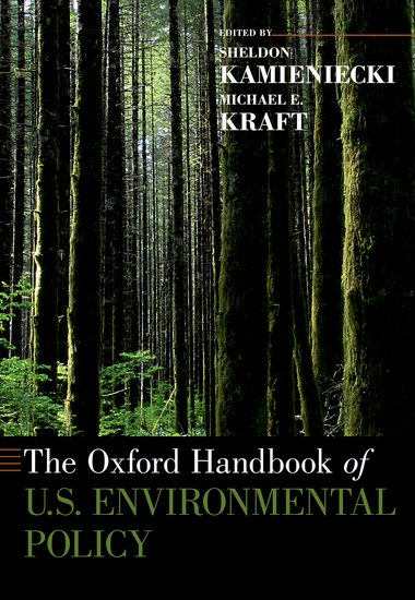 The Oxford Handbook of U,S, Environmental Policy the oxford handbook of secularism