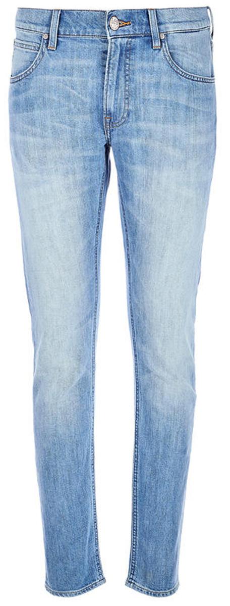 Джинсы мужские Lee Luke, цвет: синий. L719CDPF. Размер 30-32 (46-32)  - купить со скидкой