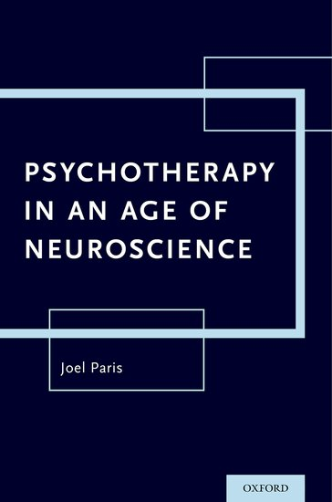 Psychotherapy in An Age of Neuroscience schmitt neuroscience resea symp summ an anth o f work session repo from resea prog bull