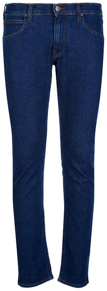 Джинсы мужские Lee Luke, цвет: синий. L719ROHP. Размер 33-34 (48/50-34) джинсы