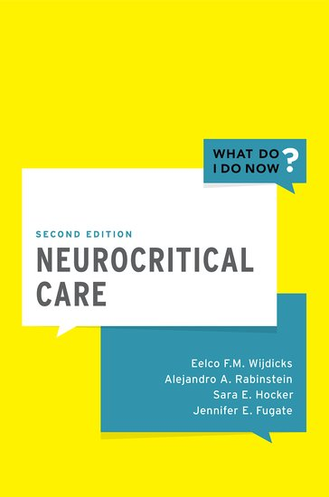 Neurocritical Care andres kanner depression in neurologic disorders diagnosis and management