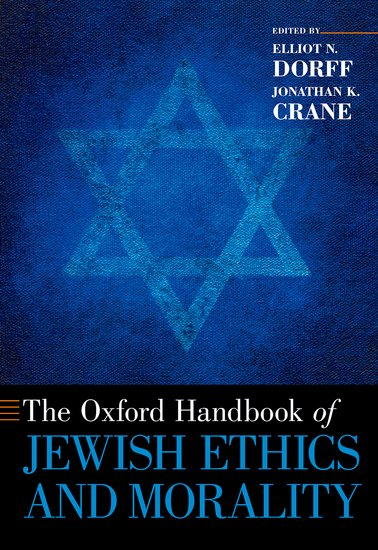 The Oxford Handbook of Jewish Ethics and Morality jewish healing